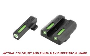 Truglo Brite-site Tfo Ruger Lc Gr/yl