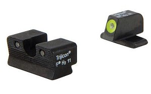 Trijicon Hd Ns Xds Ylw Front Ol