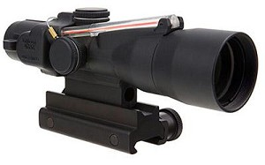 Trijicon Acog 3x30 Hgh Red Chev .308