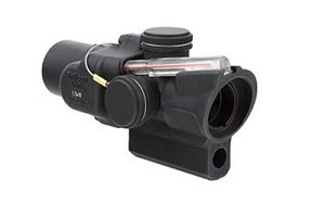 Trijicon 1.5x16 Red Ring 2 Moa Dot