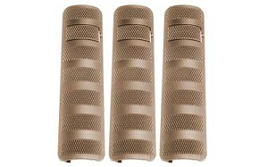 "Troy 6.2"" Battle Rail Covers 3pk Fde"
