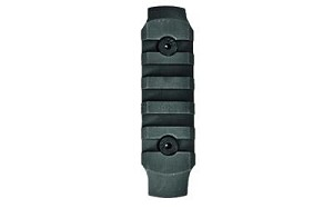 "Troy 3"" M-lok Rail Section Black"