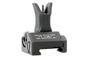 Troy Fldng M4 Front Battle Sight Black