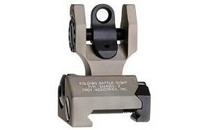 Troy Fldng Rear Battle Sight Fde