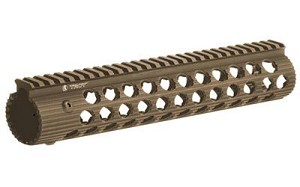"Troy 11"" Alpha Rail No Sight Fde"