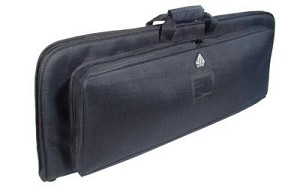 "Utg Homlnd Security 34"" Gun Case Black"
