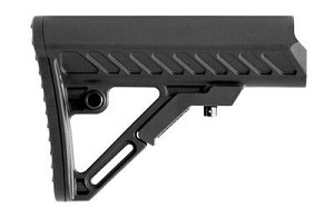 Utg Pro Model4 S2 Stk Ml-spc Black