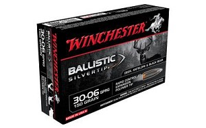 Win Ballistic Tip 3006sp 150 Grain Weight 20/