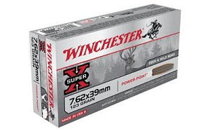 Win Sprx Pwr Pnt 762x39 123 Grain Weight 20/200