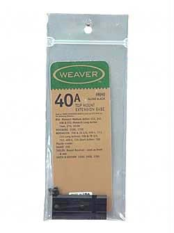 Weaver #40a Rem 700/78 Sa In 17,222