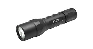 Surefire 6PX Pro Compact LED Flashlight, Dual Output - 320 Lumens 6PX-D-BK w/ Free Shipping